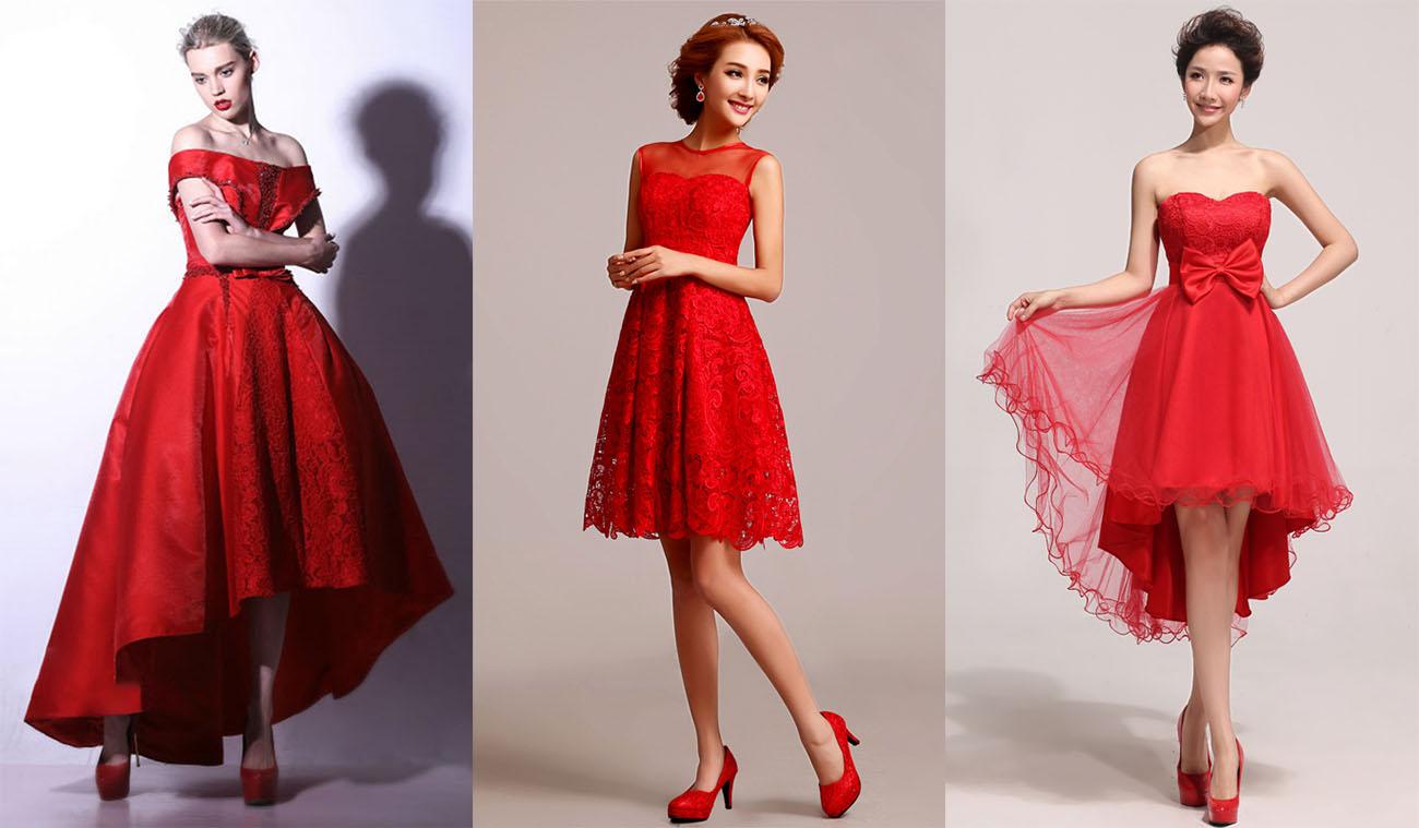 0ee0422e6b6 Красные туфли с красным платьем