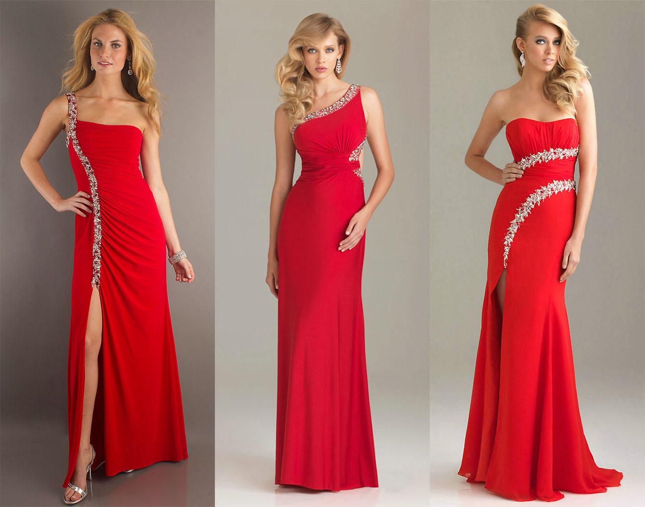 4152dca3890 Украшения под отделку красного платья