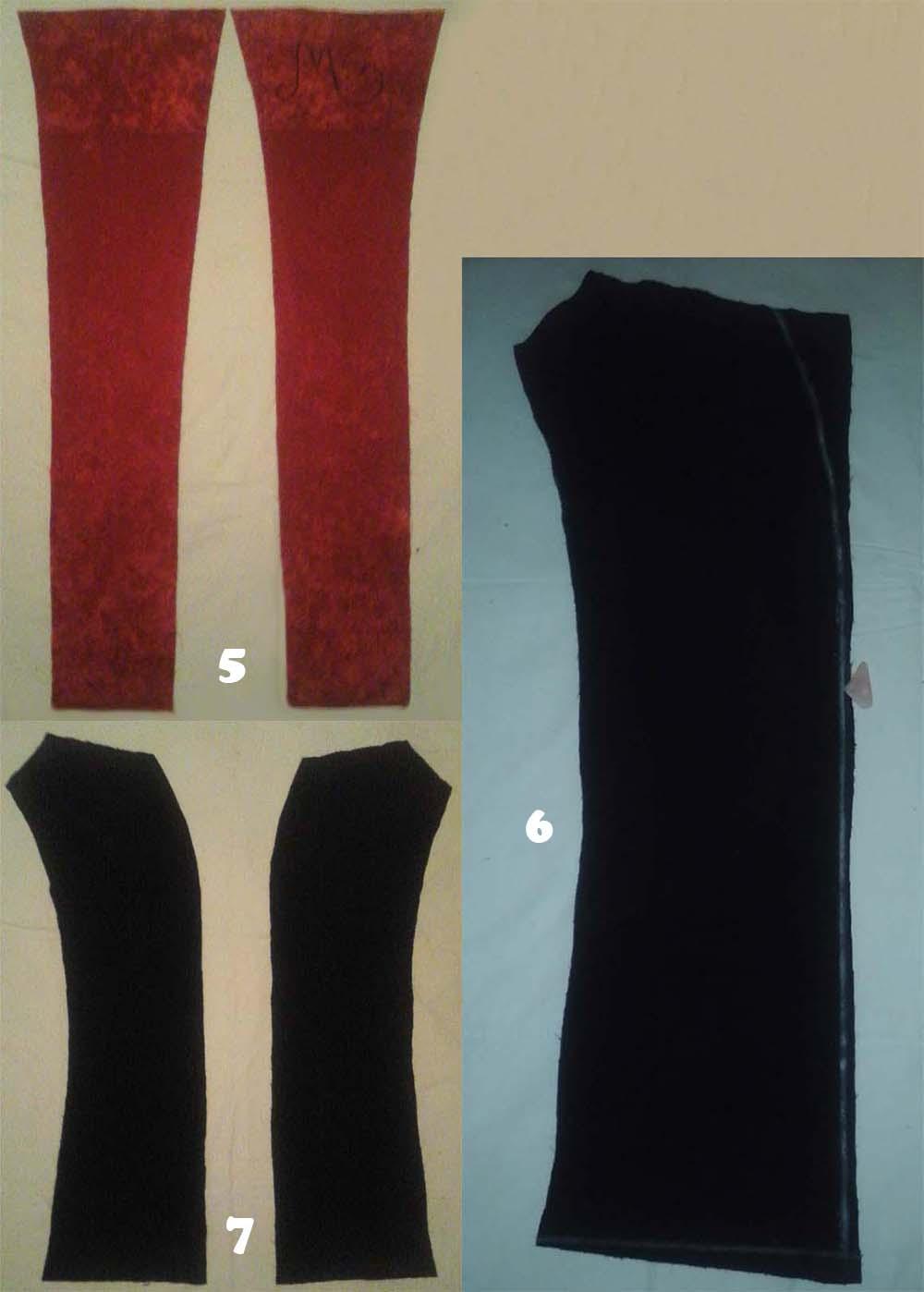 Пошив платья из брюк фото 2
