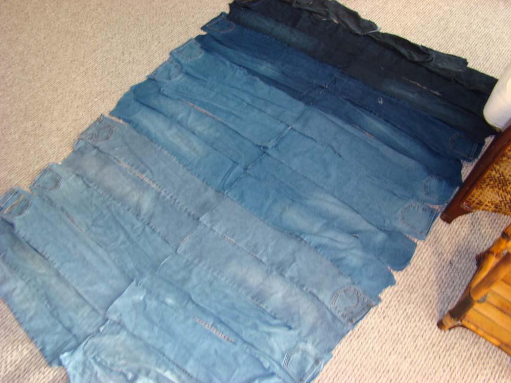 Сшить платье из джинсов