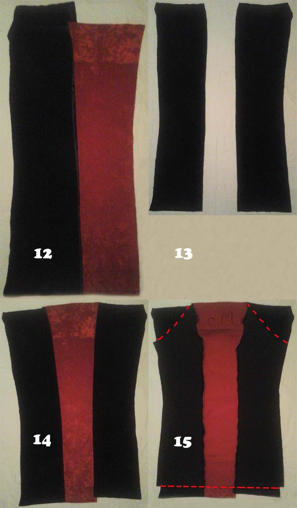 Пошив платья из брюк фото 5
