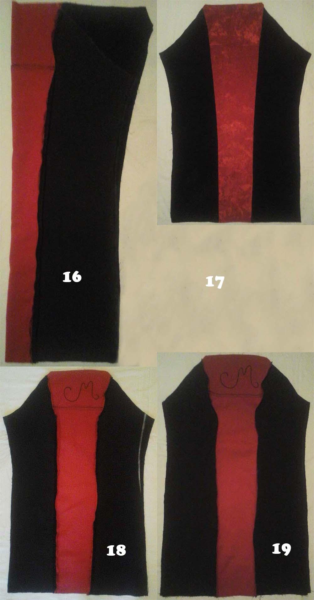 Пошив платья из брюк фото 6