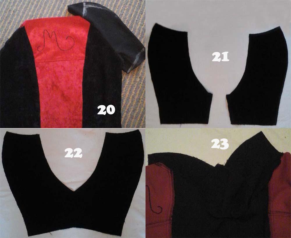 Пошив платья из брюк фото 7