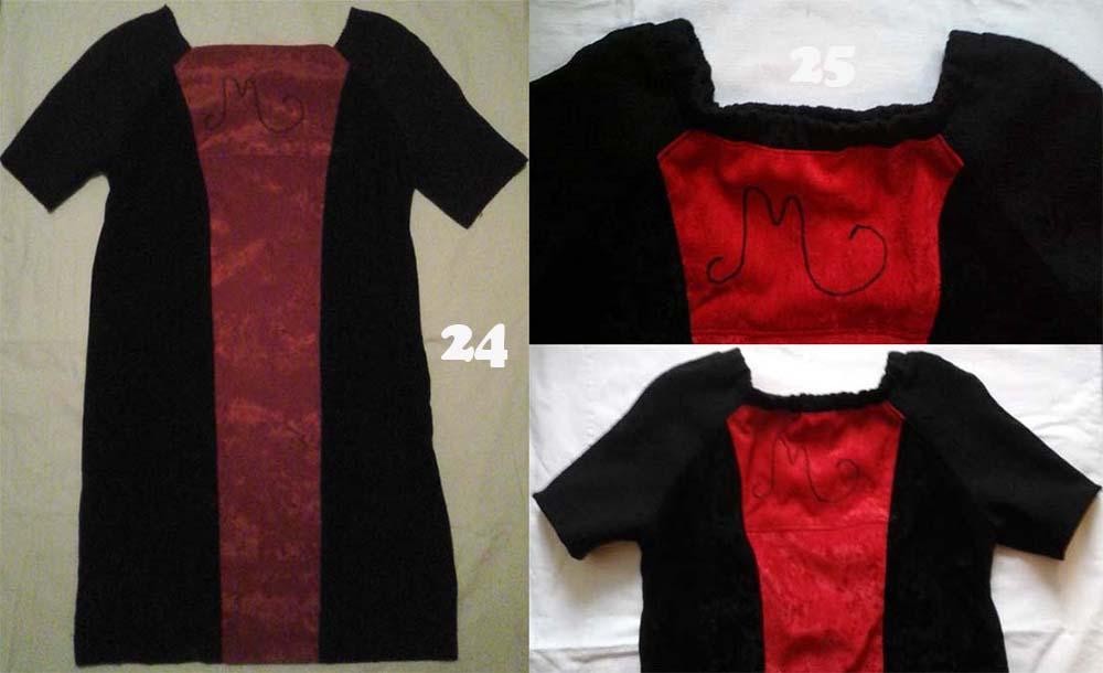 Пошив платья из брюк фото 8
