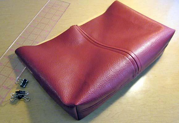 Готовое полотно сумки