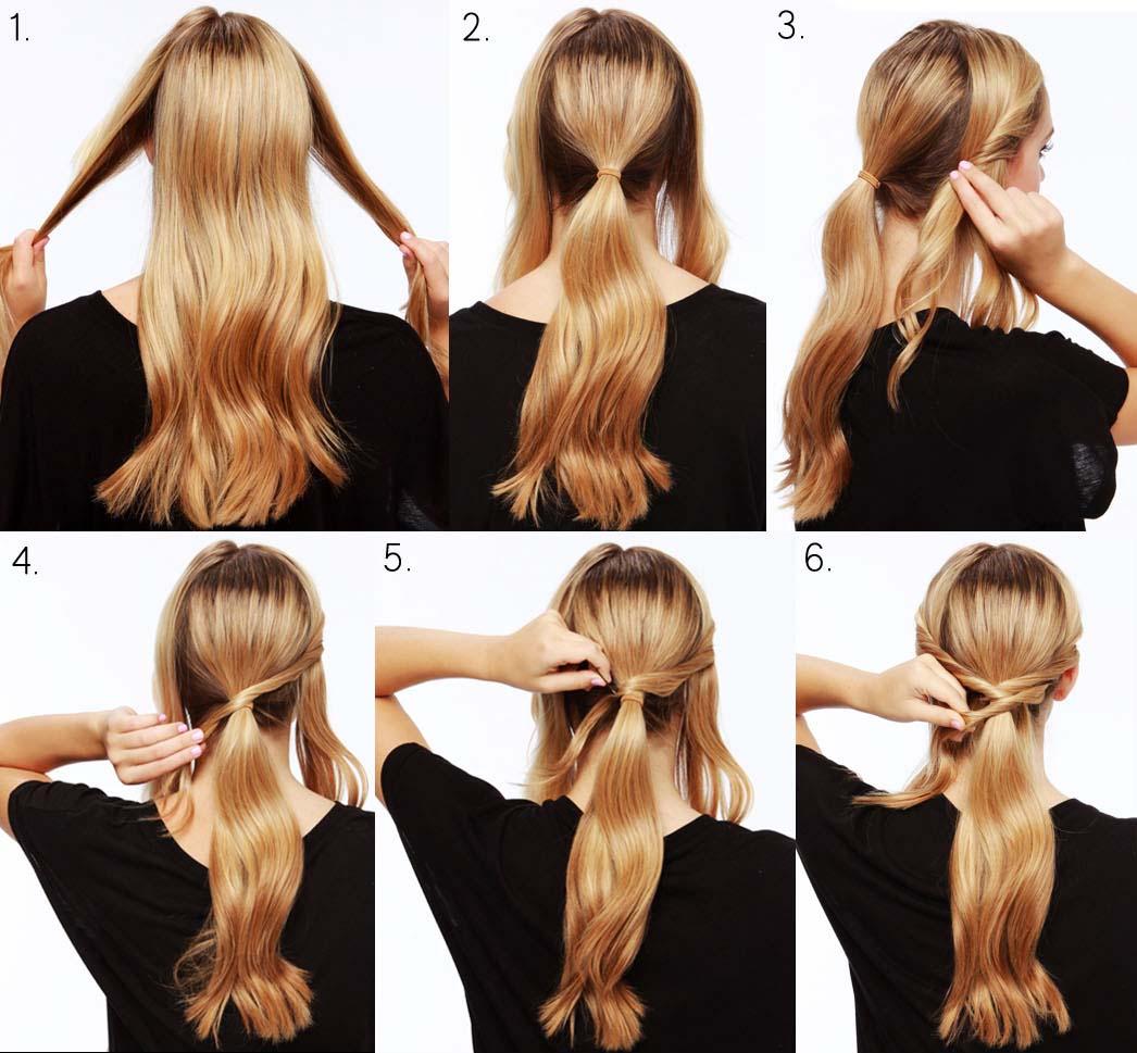 Торчащая прядь волос 5