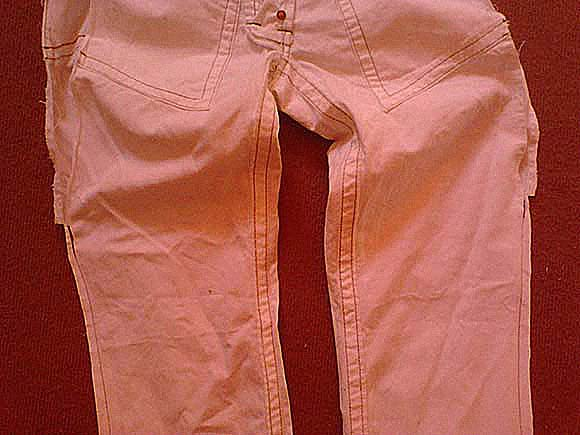 Как сделать штаны маленькими 423
