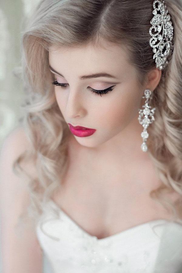 Свадебный макияж сделать дома