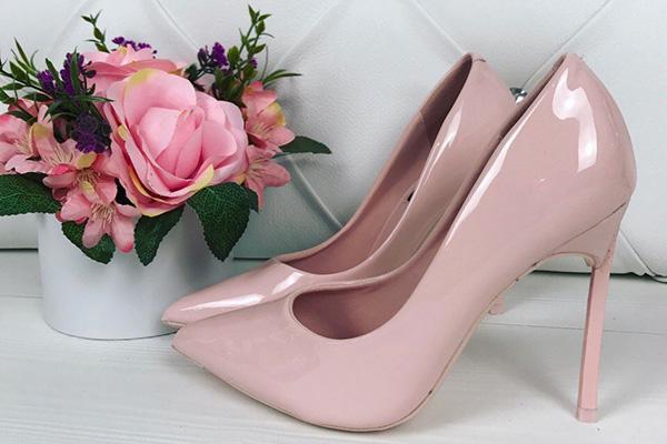 Розовые Туфли Фото