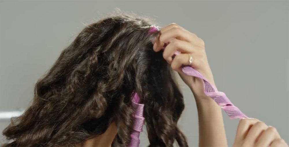 Как сделать кучерявые волосы на плойку