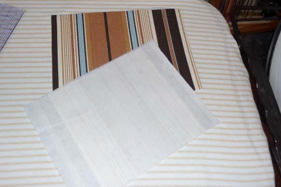 Пошив сумки из ткани: карман на молнии