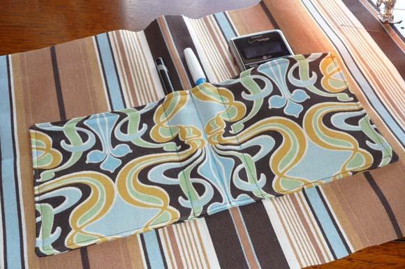 Пошив сумки из ткани: пришитый карман