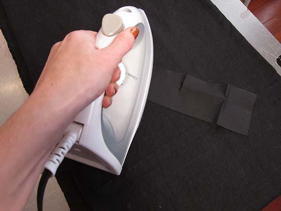 Как сшить корсет: шаг 4