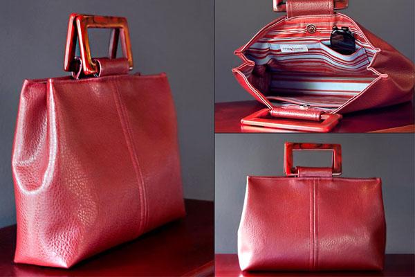 symka-iz-iskysstvennoy-koghi-master-class Выкройки кожаных сумок. Модели сумок. Как сшить кожаную сумку