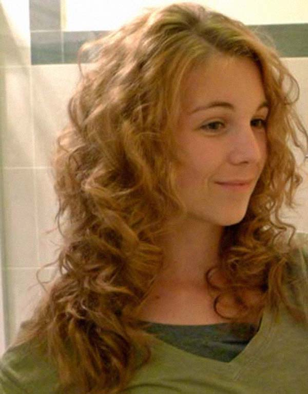 Кудри с помощью закручивания волос: фото 3