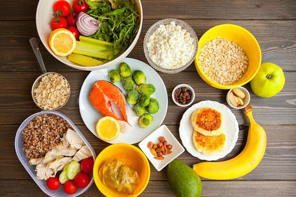 Каким должно быть правильное питание